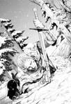 freezing Teutonic Knight by zhoupeng