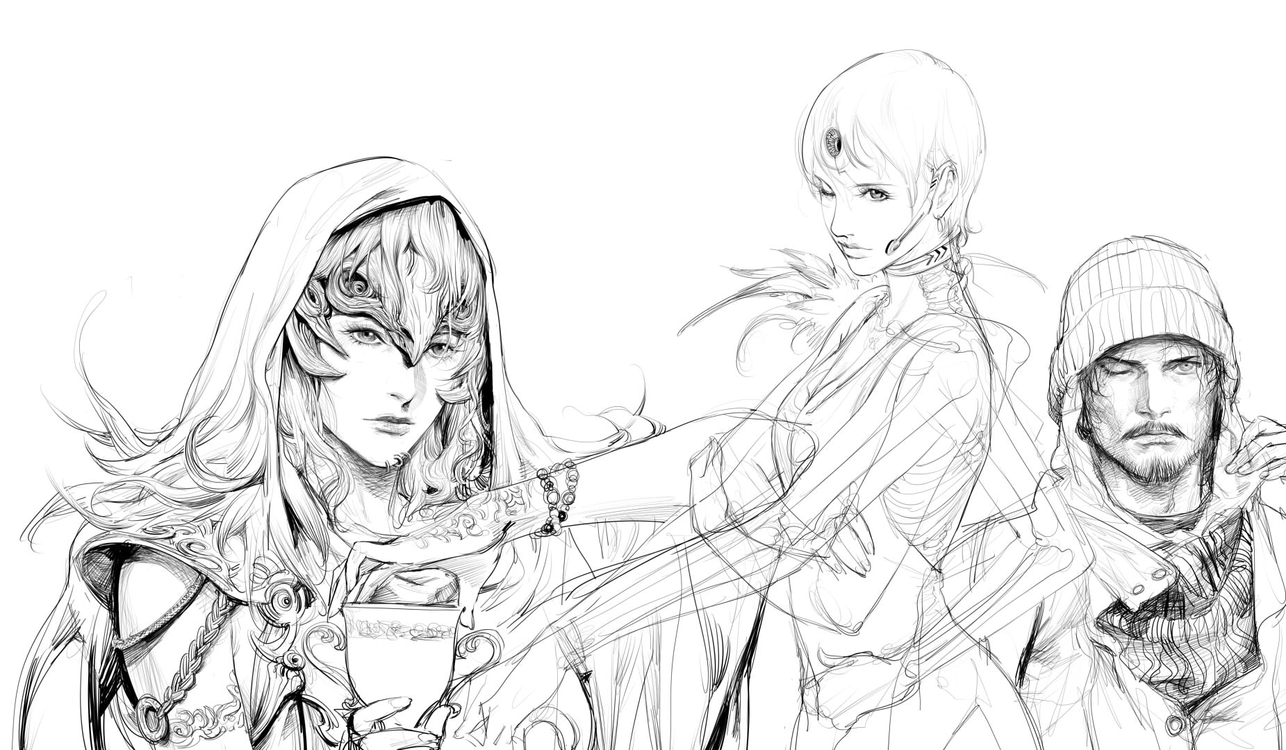 sketch 5 by zhoupeng