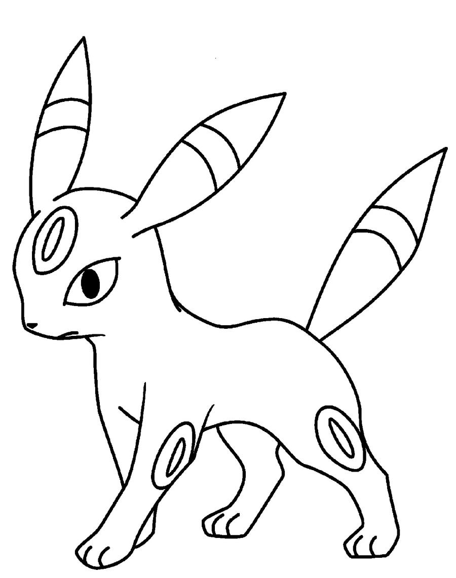 umbreon template by shadowxmephiles on DeviantArt