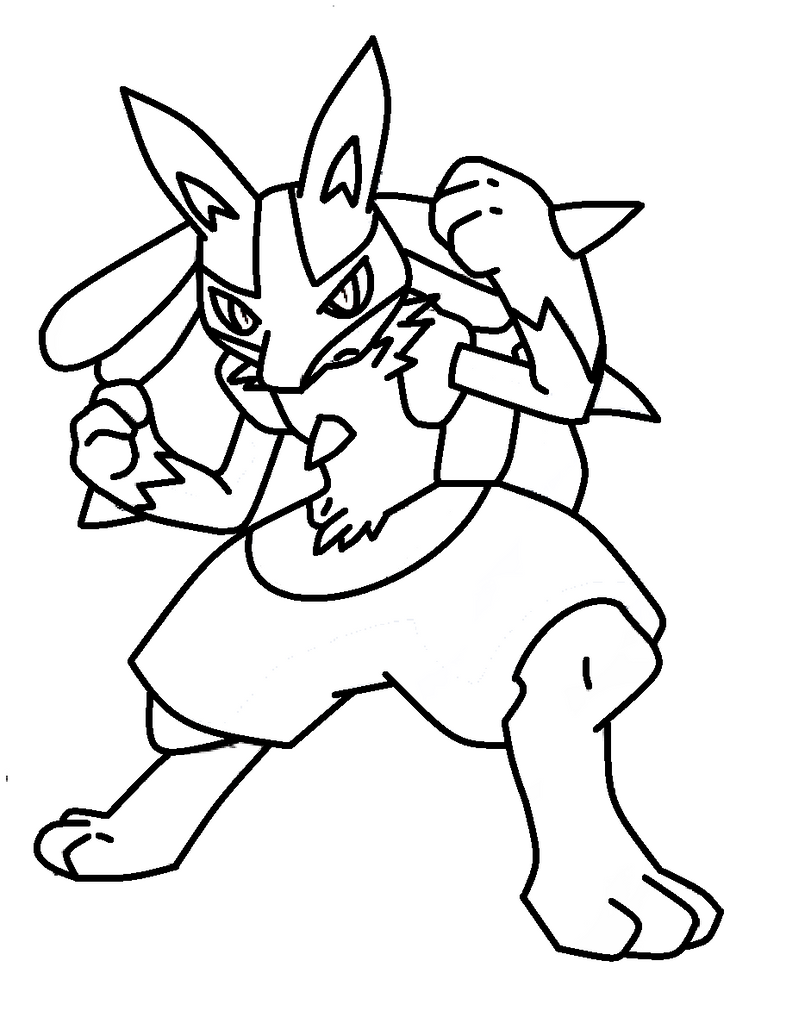 lucario template by shadowxmephiles on deviantart