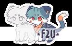 f2u customizable feral lineart