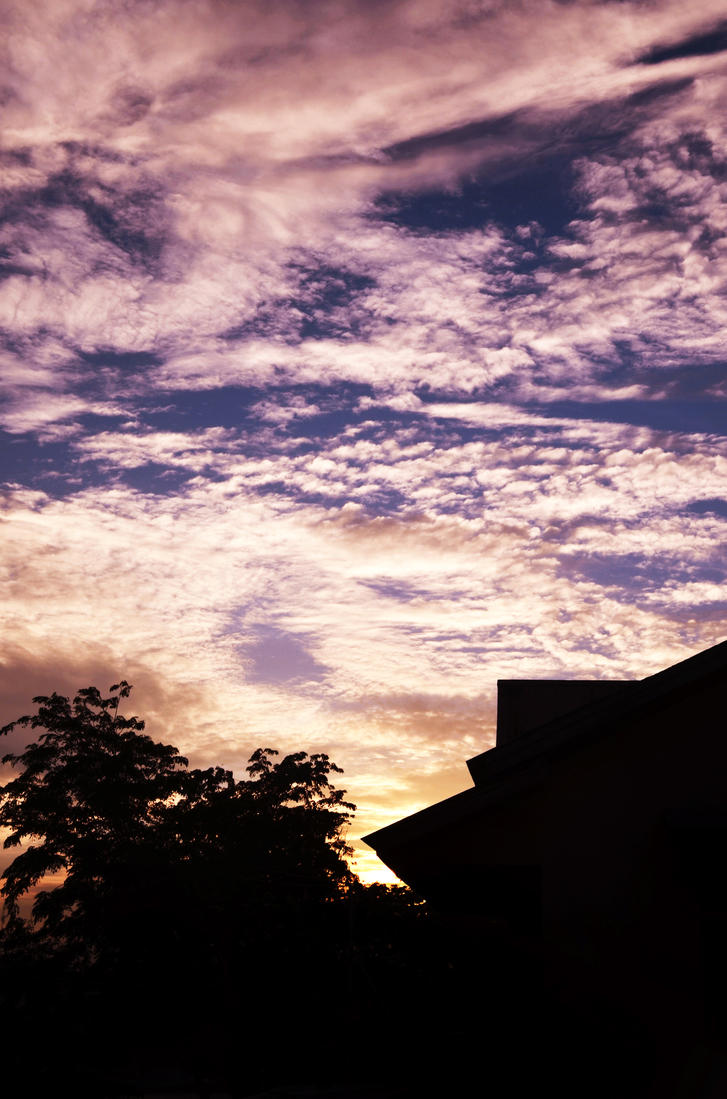 Greet The Morning Sky By Rafvella On Deviantart