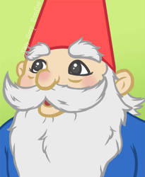 David the Gnome by JellySoupStudios
