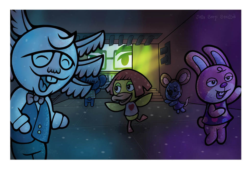 Party by JellySoupStudios