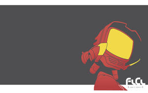 FLCL Canti Wallpaper by Pencil-Dragonslayer