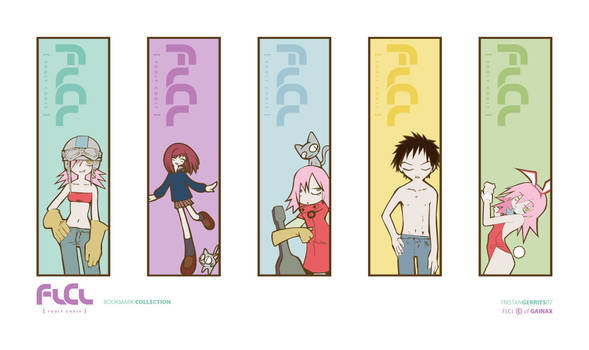 FLCL Bookmark Collection