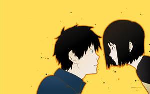 Im Here To Save You Satou San by Pencil-Dragonslayer