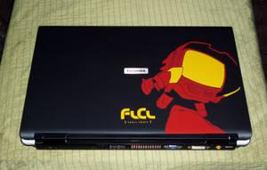 My Custom Laptop Design by Pencil-Dragonslayer