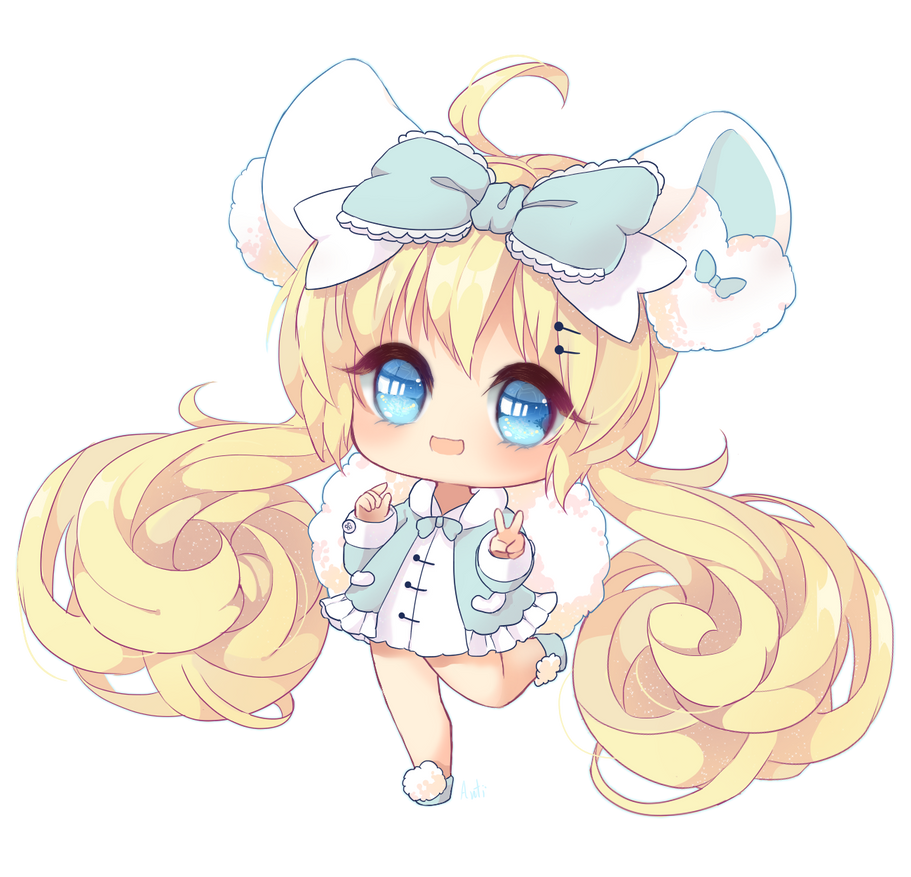 Airi ( Chibi Commission ) By Antay6009 On DeviantArt