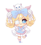 Cutesu ( chibi commission )