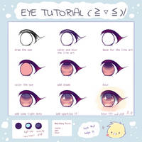 Eye  tutorial !!! by antay6oo9