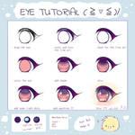 Eye  tutorial !!!