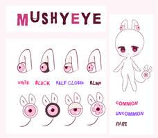MUSHYEYE CLOSED SPECIES by antay6oo9