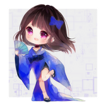 natsuumee [Detailed chibi commission]