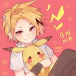 pikachu boy