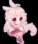 Aki [Detailed chibi commission]