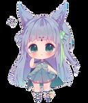 Felicity  [Detailed chibi commission]