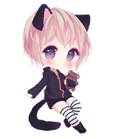 Ayumaou [Detailed chibi commission] by antay6oo9