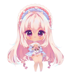 Lorelei [Detailed chibi commission]
