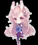 yuki [Detailed chibi commission]