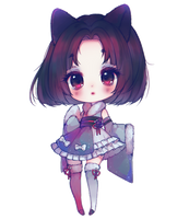 Utaemon [Detailed chibi commission] by antay6oo9