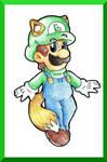 Kitsune Luigi