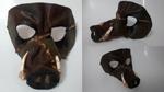 Wild Boar Mask by MeridithRose