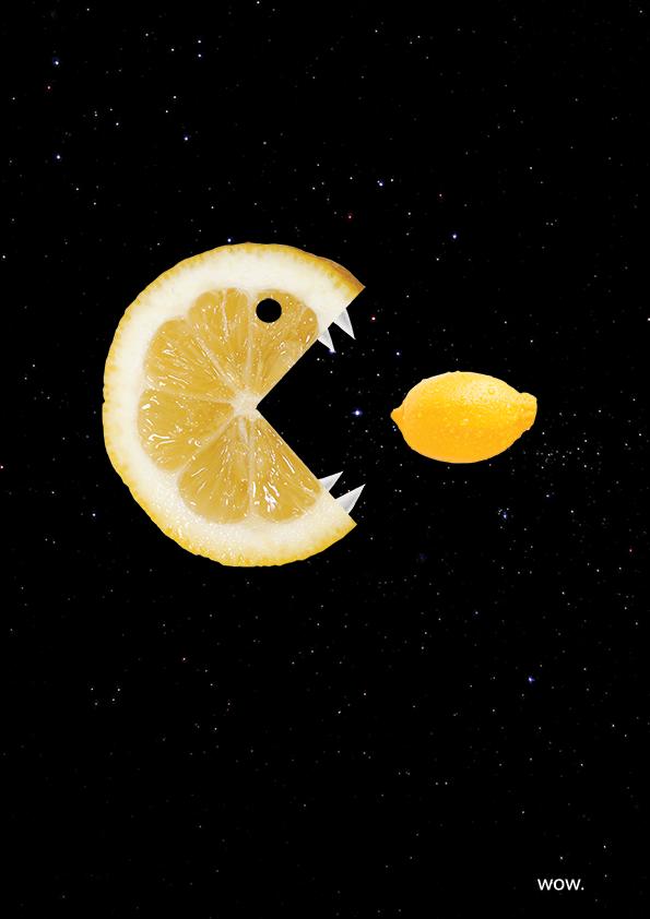 Lemon Eats Lemon by azzza