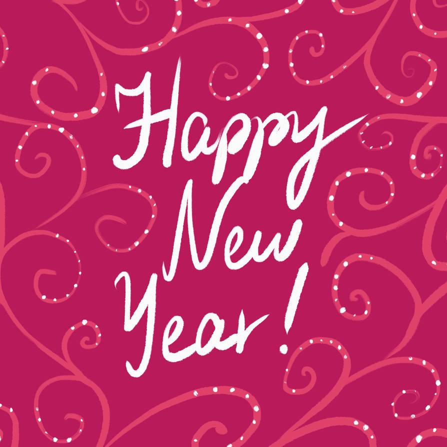 Happy New Year 2018 by azzza