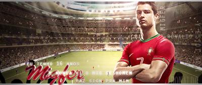 Cristiano Ronaldo to MigFer by DuffCD