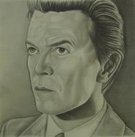 David Bowie Heathen by monstarart