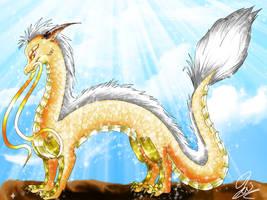 .::Golden Majestic::. by TairoruXRyuu