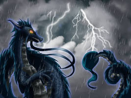 .::Into the Storm::. by TairoruXRyuu