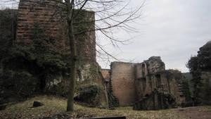 Frankenstein Courtyard
