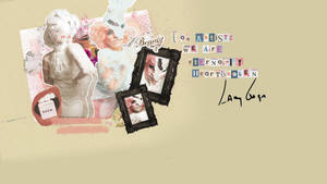 Lady Gaga Wallpaper - 1920x1080 by iRiots