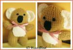 Knitted Koala
