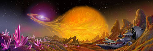 Forged in Fire by AlanGutierrezArt