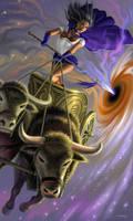 Sailor Taurus by AlanGutierrezArt