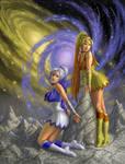 Senshi of the Galaxies