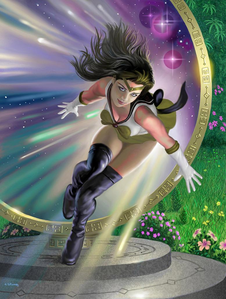 Sailor Caliban by AlanGutierrezArt
