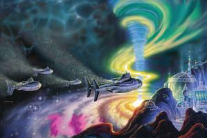 The Infinite Sea by AlanGutierrezArt