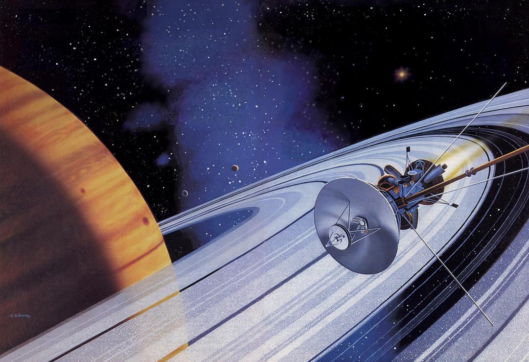 Ring Rider by AlanGutierrezArt