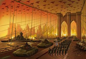 The Thousand Year Reich by AlanGutierrezArt