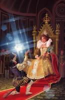The Armor of Light by AlanGutierrezArt