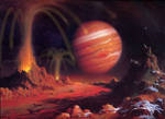 Jupiter from Io