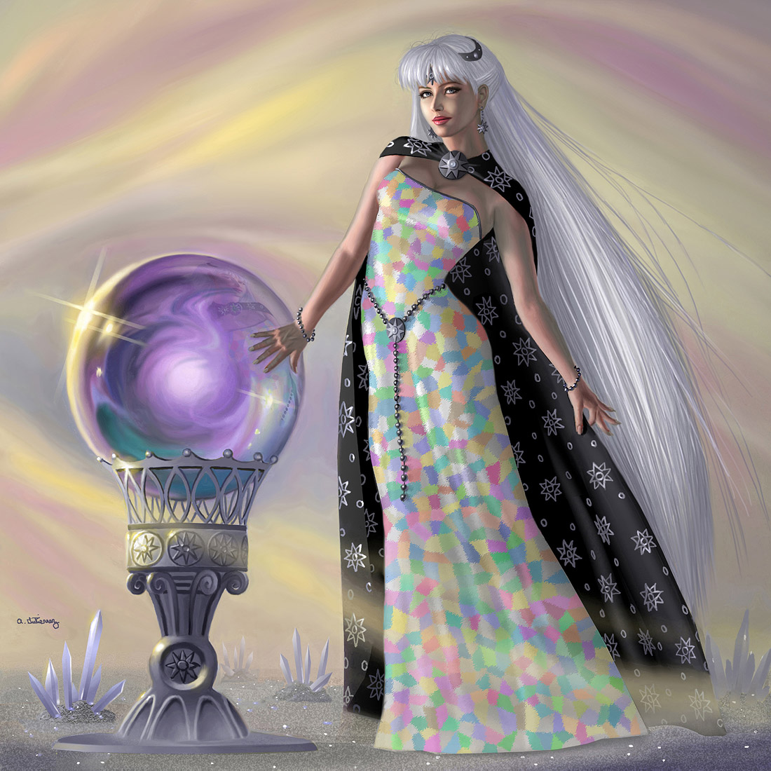 Самовлюбленная волшебница