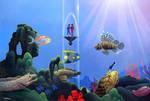 Oceanarium: More Fish of the Coral Reef