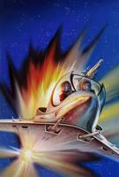 The Legion of Space by AlanGutierrezArt