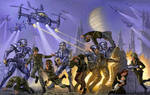 Warworld Codominium: Cyborg Revolt!