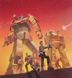 Battledroid Crew